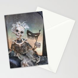 Rucus Studio Catrina In Waiting Stationery Cards