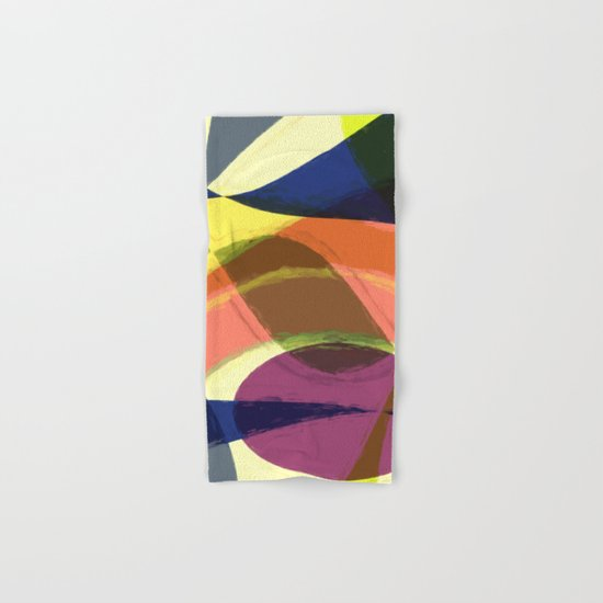 Abstract #465 Hand & Bath Towel