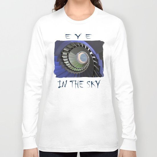 Eye to the Sky Long Sleeve T-shirt