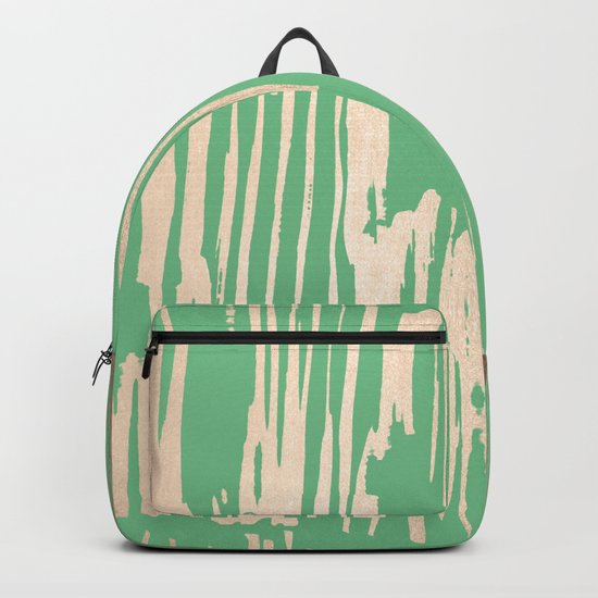Bamboo Bronze Gold 1 Backpack