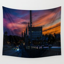 Atomic Augustine Wall Tapestry
