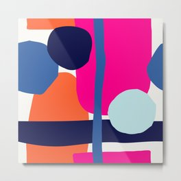 Colorarte 1 Metal Print
