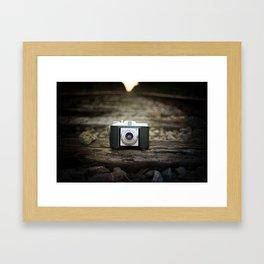 Agfa Isola Framed Art Print