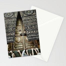 The Ka'aba Door Stationery Cards
