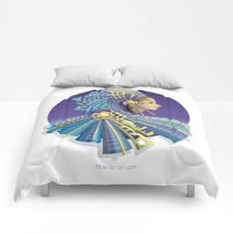 Amerindian Fantasy Comforters