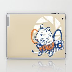 Rat Subject Laptop & iPad Skin