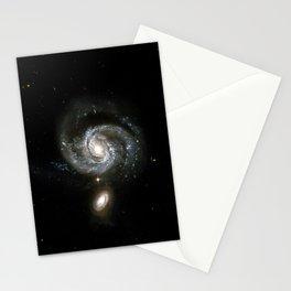 Spiral Galaxy Stationery Cards