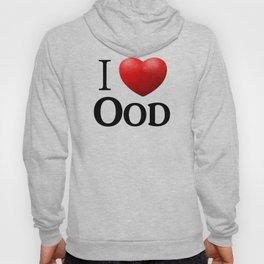 I love Ood.  Dr. Who Hoody