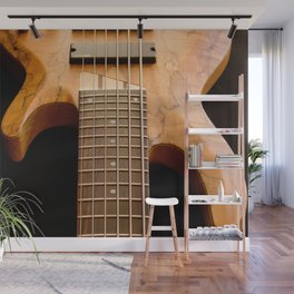 Music is a Moral Law ~ Bass Guitar Wall Mural