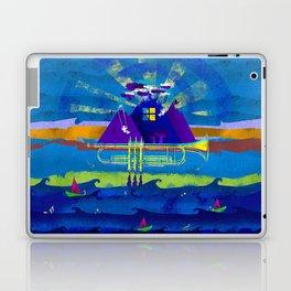 Kind of Blue Laptop & iPad Skin
