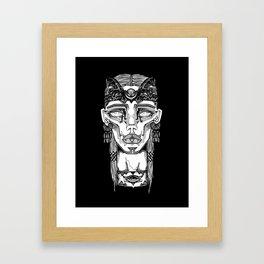 Calakmul Framed Art Print