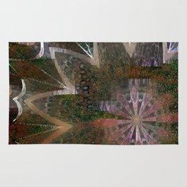 Mandala Grotesque New 2 Derivative Rug
