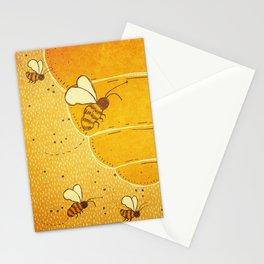 Honey Stationery Cards