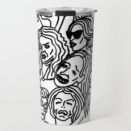 Real Housewives pt.1 Travel Mug