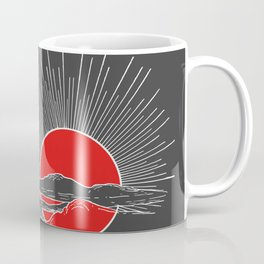 Ember Sun Coffee Mug