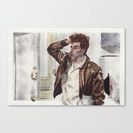 Cosmo Canvas Print