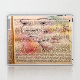InBetween The Lines Laptop & iPad Skin