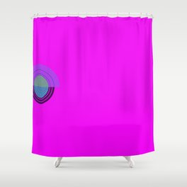 Zombie Formalist №1426 (Twitter Selection Series 2) Shower Curtain