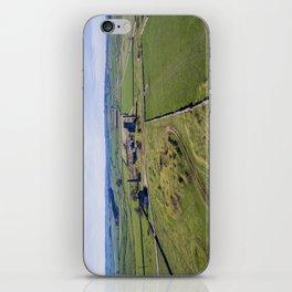 Magpie Mine aerial iPhone Skin