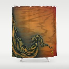 No Greater Gift Shower Curtain