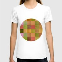 quilt T-shirts featuring quilt by Isabella Asratyan