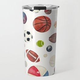 Sports fever Travel Mug
