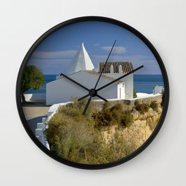 Nossa Senhora da Rocha chapel, Portugal, the Algarve Wall Clock