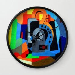 Luigi Colombo Mechanical Idol Wall Clock