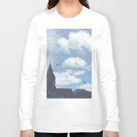 istanbul Long Sleeve T-shirts featuring istanbul by ulas okuyucu