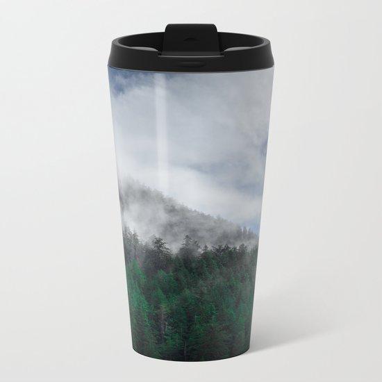 The Air I Breathe Metal Travel Mug