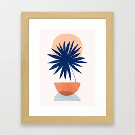 Islands in The Sun Framed Art Print