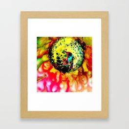 Keep Raising Framed Art Print