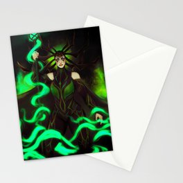 Hela, Goddess of Death Stationery Cards