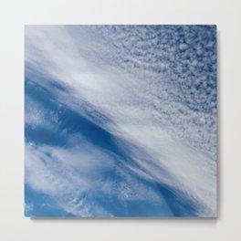 Cloud 01 Metal Print