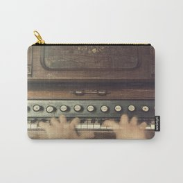 Frantic at the Keys Carry-All Pouch