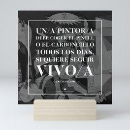 Picasso Mini Art Print