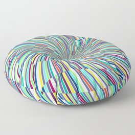 Sunburst Floor Pillow