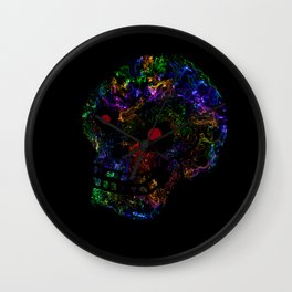 COTTON CANDY TERMINATOR T-850 Wall Clock