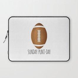Sunday Punt-day Laptop Sleeve