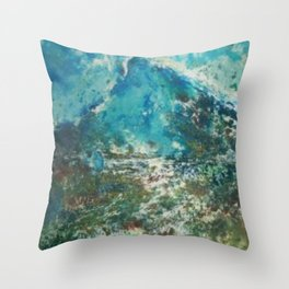 Byrd Mt. Throw Pillow