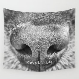 Smell it! Wall Tapestry