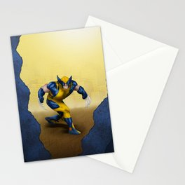 Google`s World | Marvel'Edition Wølverine Stationery Cards
