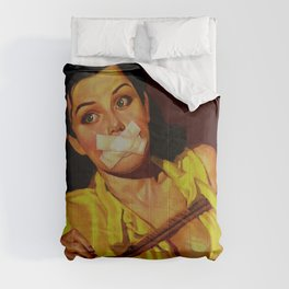 Gagged Comforters