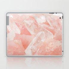 Pink Rose Quartz Laptop & iPad Skin