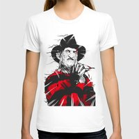 freddy krueger T-shirts featuring Freddy by Akyanyme