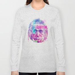 Artistic LXX - Albert Einstein Long Sleeve T-shirt