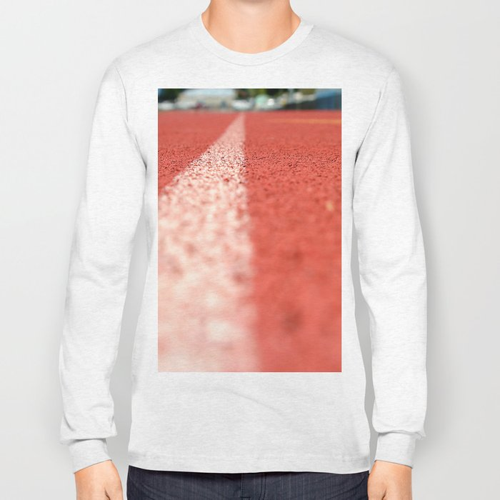 Track Line Long Sleeve T-shirt