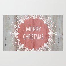 Merry Christmas #2 Rug