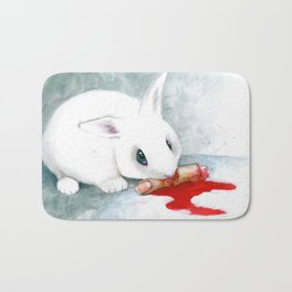 can i finish? Bath Mat