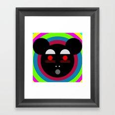 Oh panda! Framed Art Print